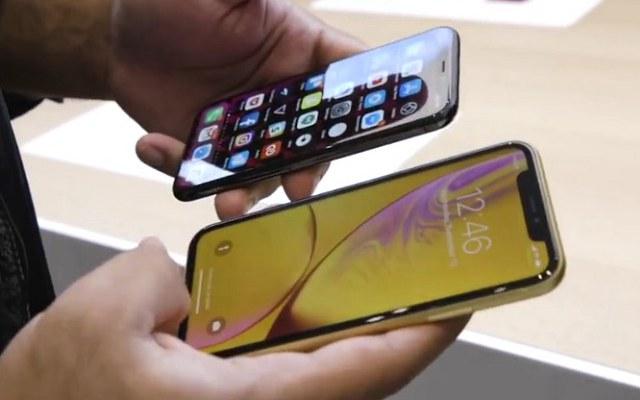 iPhone XR上手体验视频:苹果X与iPhone8的完美结合