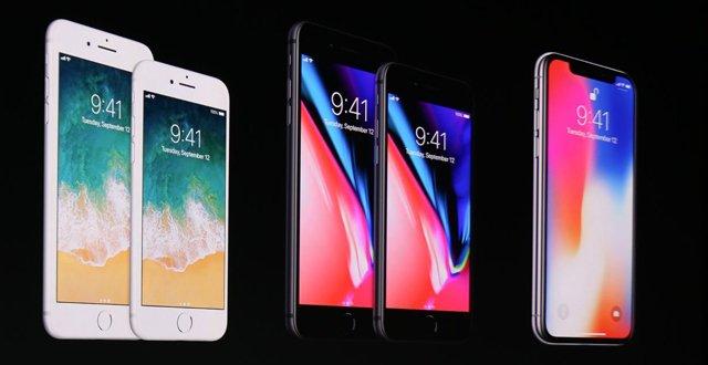 iPhone X美爆了 3分钟看完苹果2017秋季发布会
