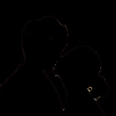 36张微信半透明头像素材下载 好看的微信无边框透明头像