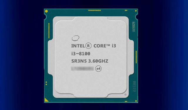 i3-8100F是什么意思?i3-8100F和8100的区别