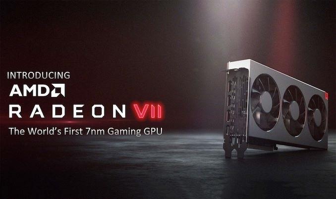 AMD发布全球首款7nm工艺显卡 黄仁勋:没有AI光追 平淡的产品