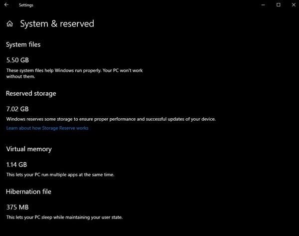 Win10 19H1更新了什么?四个Win10 Build 18312新特性盘点