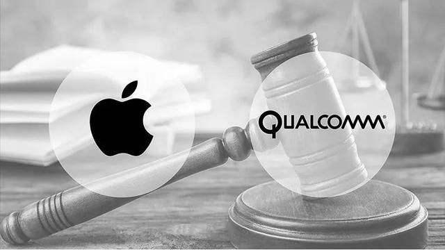 美陪审团裁定苹果侵犯高通3项专利 需赔付3100万美元