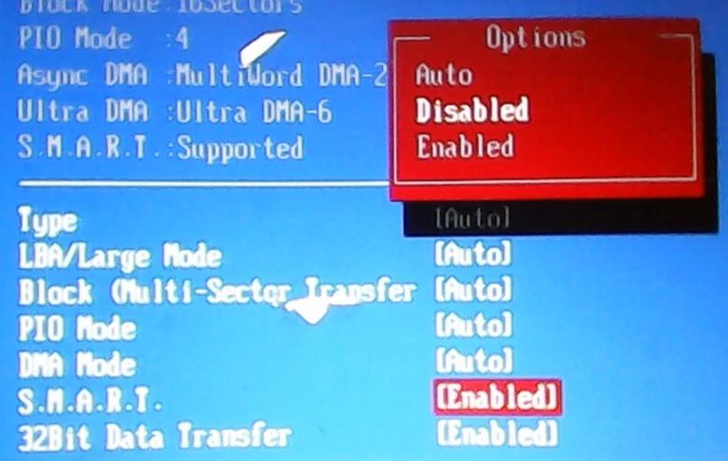 硬盘s.m.a.r.t bad_开机要按f1怎么解决 开机按F1的解决方法汇总 - 电脑技巧 - 第一视角